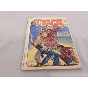 Gibi Chacal Nº 18 - Editora Vecchi - Novembro 1981