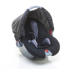 Bebê Conforto Voyage 0 A 13kg - Preto Rock