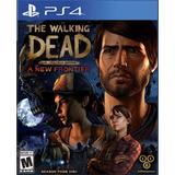 The Walking Dead A New Frontier Ps4 Videojuego Sellado
