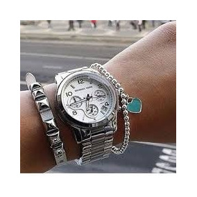 fcd69166238 Relogio Michael Kors Mk5076 Fundo - Relógio Michael Kors Feminino no ...