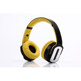 Headphone Bluetooth Sd Rádio Fm Dobrável Bateria Feir Fr-502