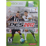 Pes Pro Evolution Soccer 2012 Xbox 360 Play Magic