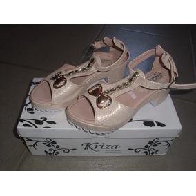 801e2d133e5 Sandalias De Tacon Para Ninas - Zapatos en Mercado Libre Venezuela