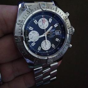 42392d7e59b Relogio Breitling Semi Novo Com - Joias e Relógios no Mercado Livre ...