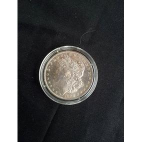 Moeda One Dollar Usa 1880 S