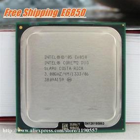 Procesador Core 2 Duo E 6850 3.0 4mb 1333
