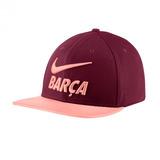 Sin Stock !! Gorra Futbol Barcelona 2019 Pro Nike Barça 9a0736714e1