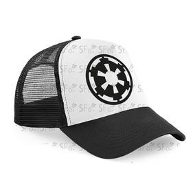 Gorra Trucker Camionera Star Wars Stromtroopers Varios Color cae808b5412