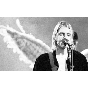 Poster Kurt Cobain Nirvana - Asas