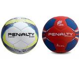 Kit 1 Bola Futebol Campo +1 Bola Handebol Masculino Penalty