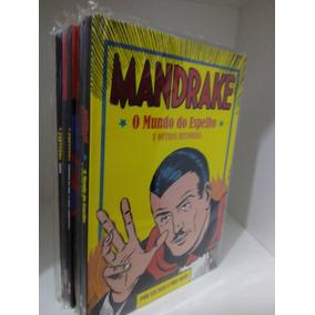 Mandrake E Fantasma-pixel Capa Dura-novos