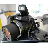 Camara Digital Dmc-lz20 , Lente Leica 16.1mp Zoom 21x 48x
