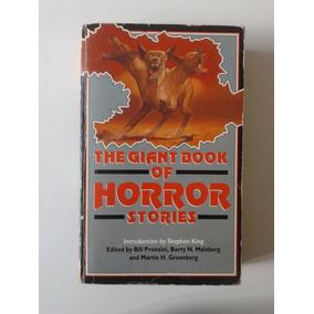 The Giant Book Of Horror Stories, Vários Autores