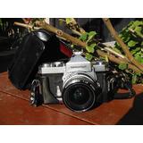 Camara Fotográfica Nikon Nikkormat (01)
