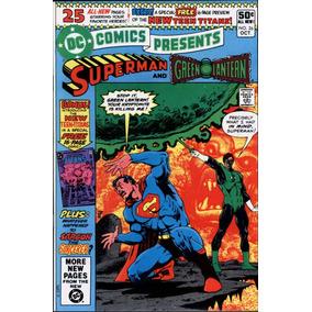 Dc Comics Presents #26 Out De 1980 Dc 9.2 Teen Titans