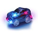 Auto Magic Tracks - Coche Luminoso Led Pista Fluorescentes