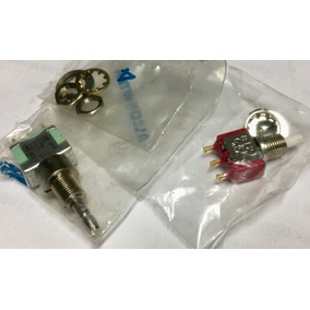Switch Boton 3pin 3a 250vac Sw-mpa106