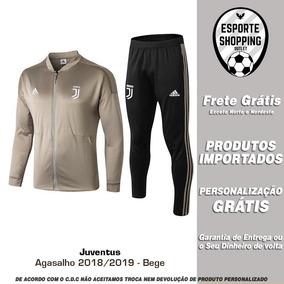 Bermuda De Treino Juventus - Camisetas e Blusas no Mercado Livre Brasil f7ba1a28a3fee