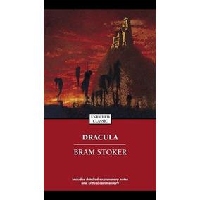 Livro Drácula Físico Frete Grátis