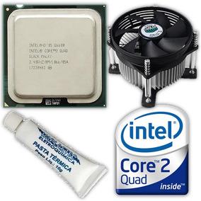 Processador Intel Core 2 Quad Q6600 2.4ghz 8mb Cooler 775