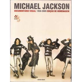 Livro Michael Jackson - Documentário Visual Editora Online