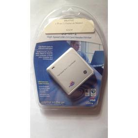 Lector Memoria Micro Sdhc Sd Laptop Pc Conexion Usb 2.0 Ccc