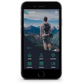 Upmobile Html Mobile Template 2019