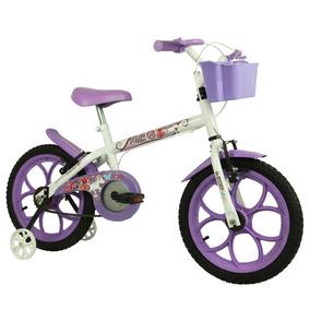 Bicicleta Track Bikes Pinky Aro 16 - Semi Nova