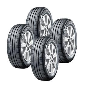 31fa51de3 Jogo 4 Pneus Aro 15 Michelin Energy Xm2 Grnx 185 65r15 88h