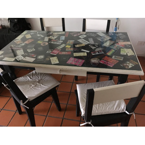 Mesas De Comedor Antiguas Restauradas - Muebles Antiguos en Mercado ...