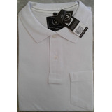Camisa Polo Masculina Vila Jack Kit 3 Unidades Promoção