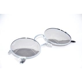 Culos Redondo Estilo John Lennon Espelhados - Óculos no Mercado ... e15fef0f89