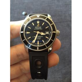 c3f72bcfb82 Relogio Breitling Heritage 38 Original - Relógios no Mercado Livre ...