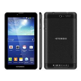 Tablet Hyundai Tab Hdt-7427gh Quadcore Wifi 8gb Dual Chip 3g