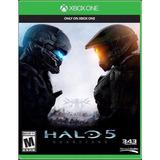 Halo 5 Guardians Xbox One. Fisico. Nuevo.entrega Inmediata