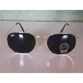ec3d146390d88 Rayban Hexagonal 54mm - Óculos De Sol Ray-Ban no Mercado Livre Brasil