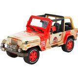 Matchbox Jurassic World Jeep Wrangler, 1:18 Escala
