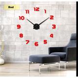 Reloj 3d Grande Para Pared