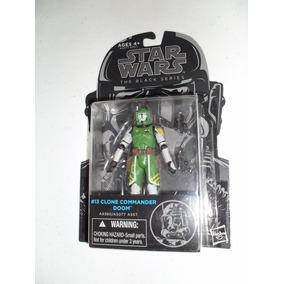 Star Wars - Black Series - Clone Commander Doom