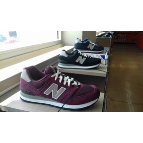 Tenis Retro Casual New Balance 574 74nn