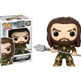 Funko Pop Aquaman #205 - Dc Justice League