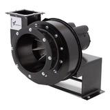 Exaustor Centrifugo Motor 2cv Blindado Ventilador Ventisilva