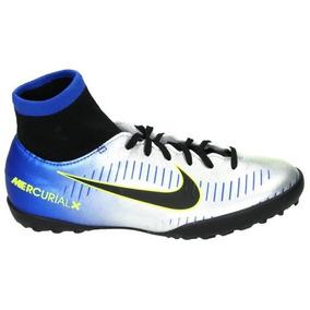 e79cfebbaa Chuteira Nike Mercurial Infantil - Chuteiras Nike no Mercado Livre ...