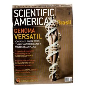 Revista Scientific American Brasil Lote Com 39 Escolha A Sua
