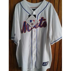 fecade539a2ec Camiseta Mets De Nueva York. Santana