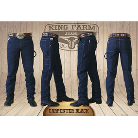 Calça Jeans King Farm Carpinteiro Black King