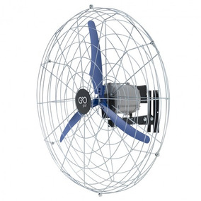 Ventilador Industrial 1 Metro Oscilante Bivolt V100om - Goar