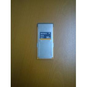 Memoria Sony Sxs -1 32 Gb