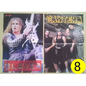 Poster Slayer (kerry King) / Pantera 8