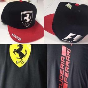 Gorra Ferrari - Ropa y Accesorios en Mercado Libre Argentina 85e63b01d3e